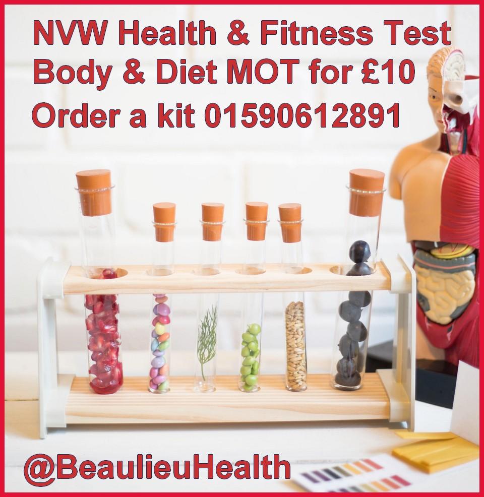 Body Fit Diet MOT health test
