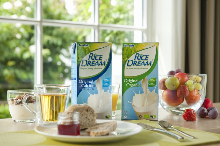 Rice Dream - Dairy Free, delicious milk alternative - Vitality Show