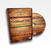 Food Matters Film DVD