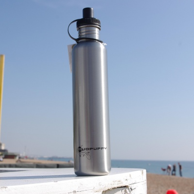 Non-Plastic Drinking WATER Bottle BPA free made from Stainless Steel